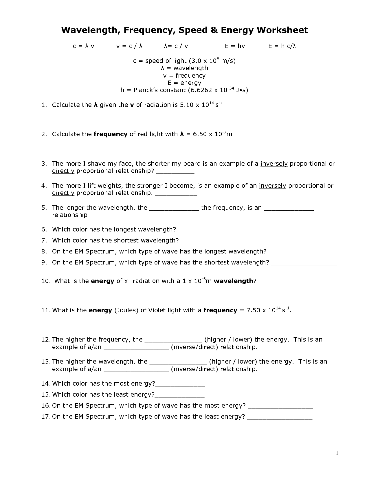 Frequency Table Worksheet Middle School