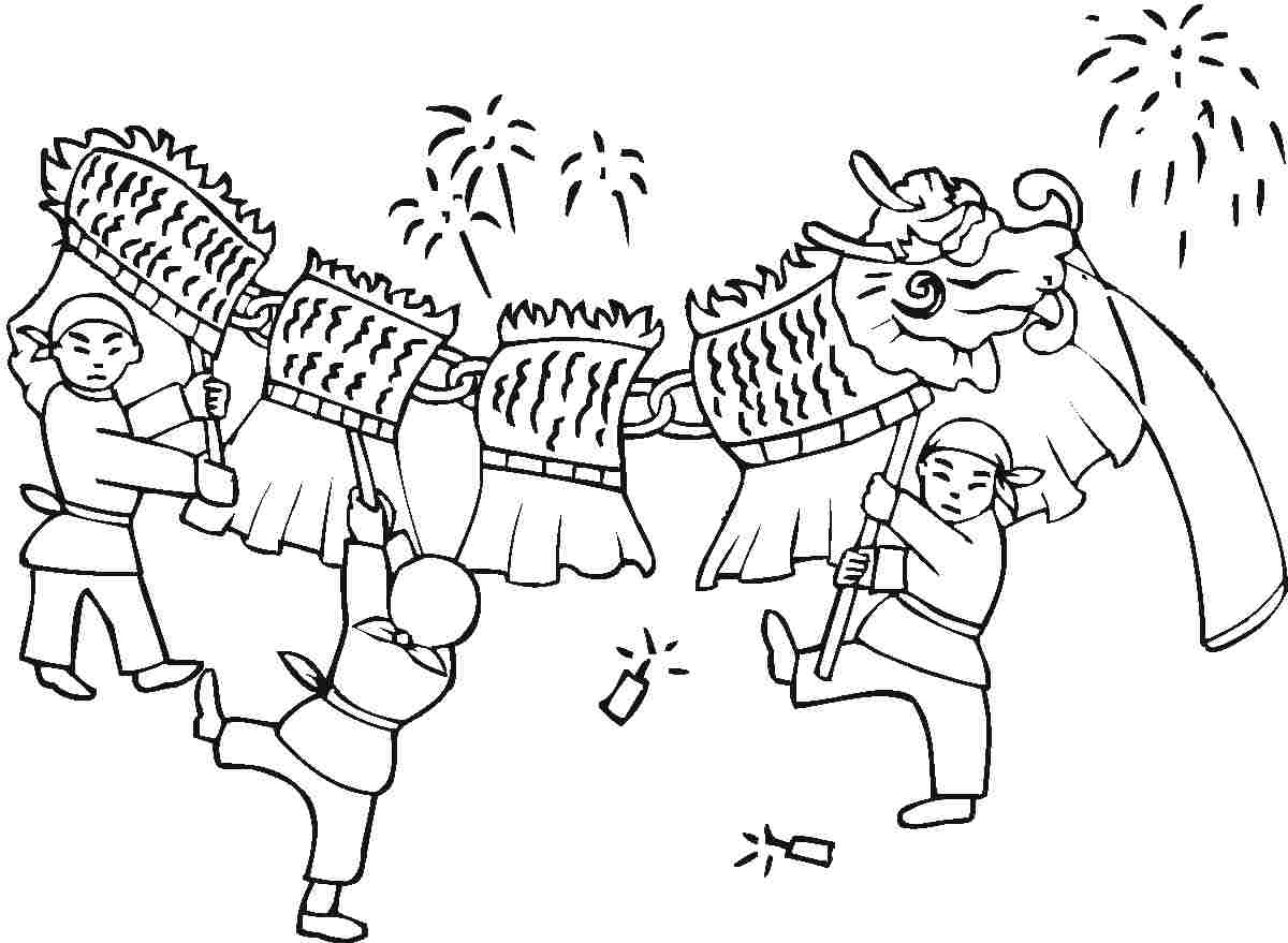 11 Best Images Of Chinese New Year Free Worksheets