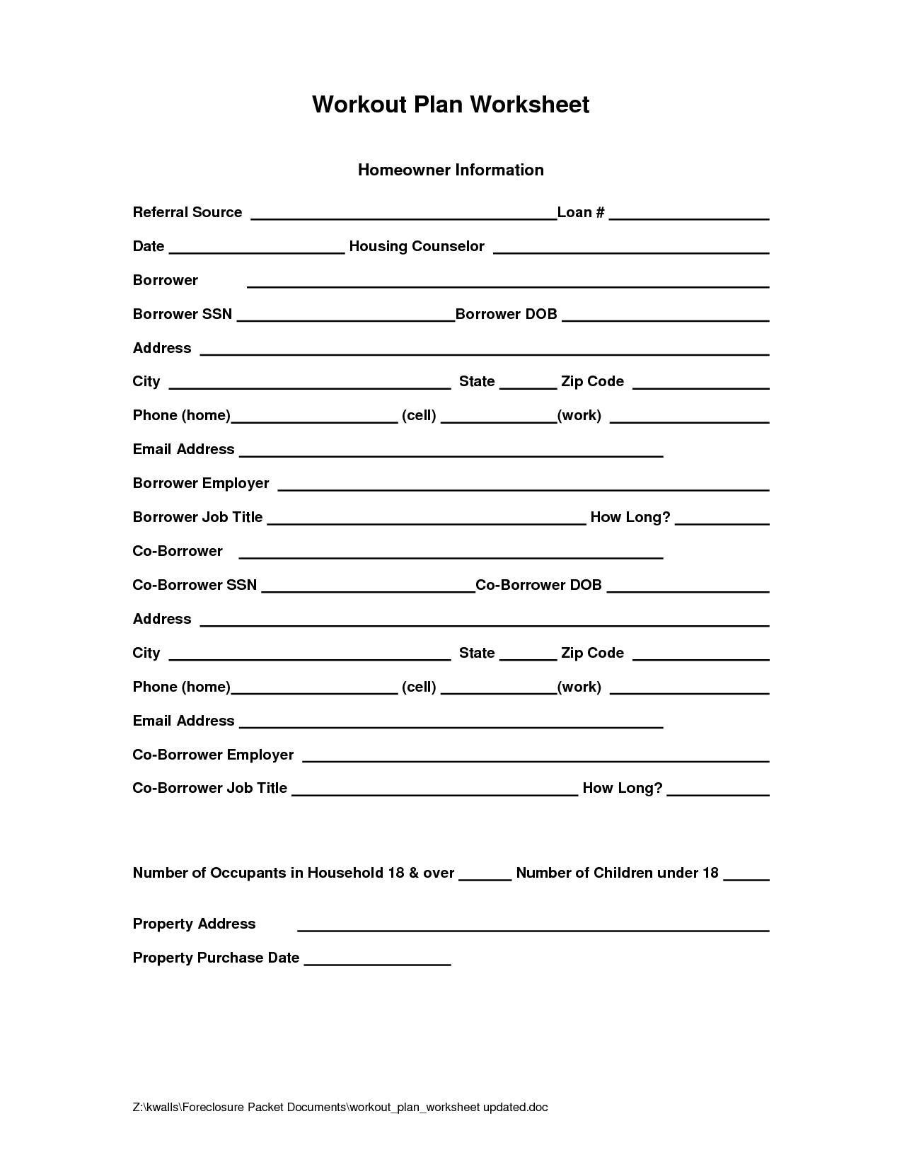 Rate Of Change Worksheets