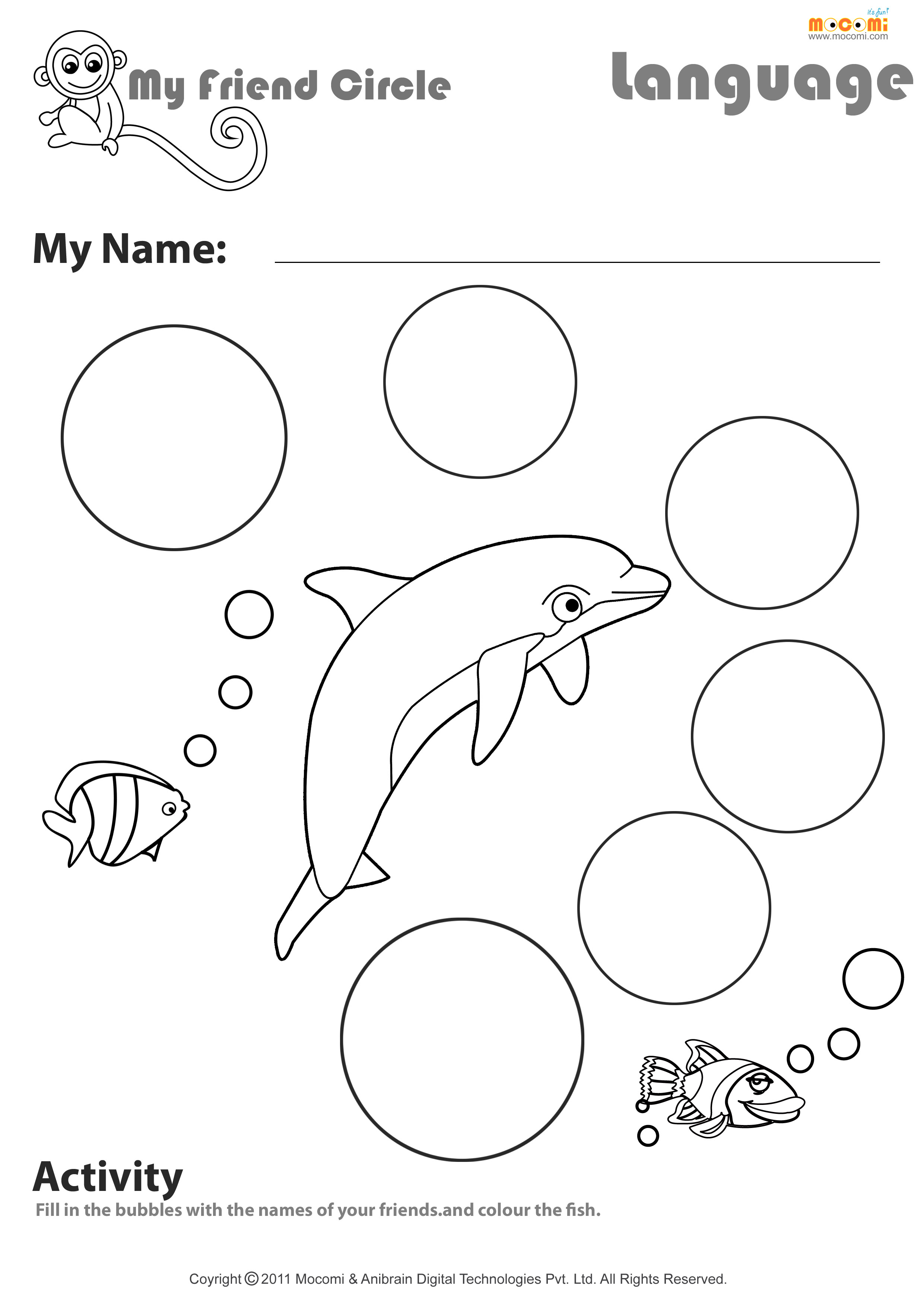 14 Best Images Of Worksheets My Friends