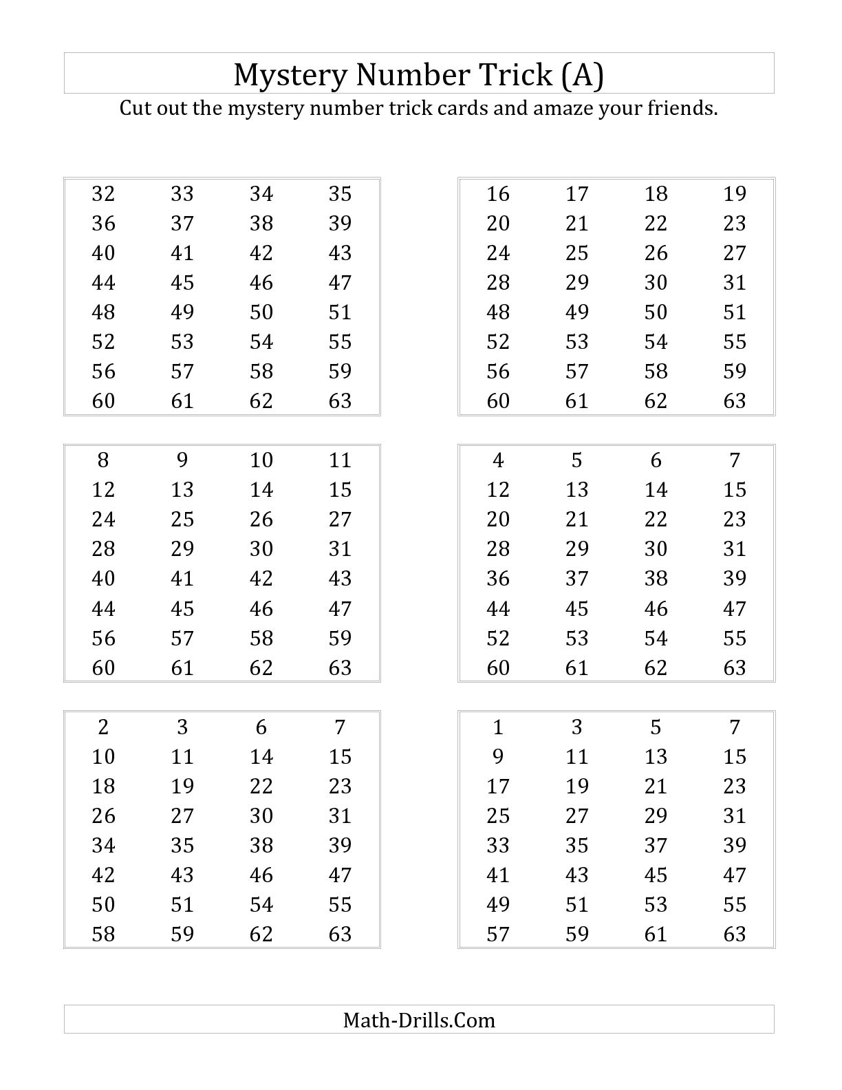 6 Best Images Of Math Clue Word Worksheet