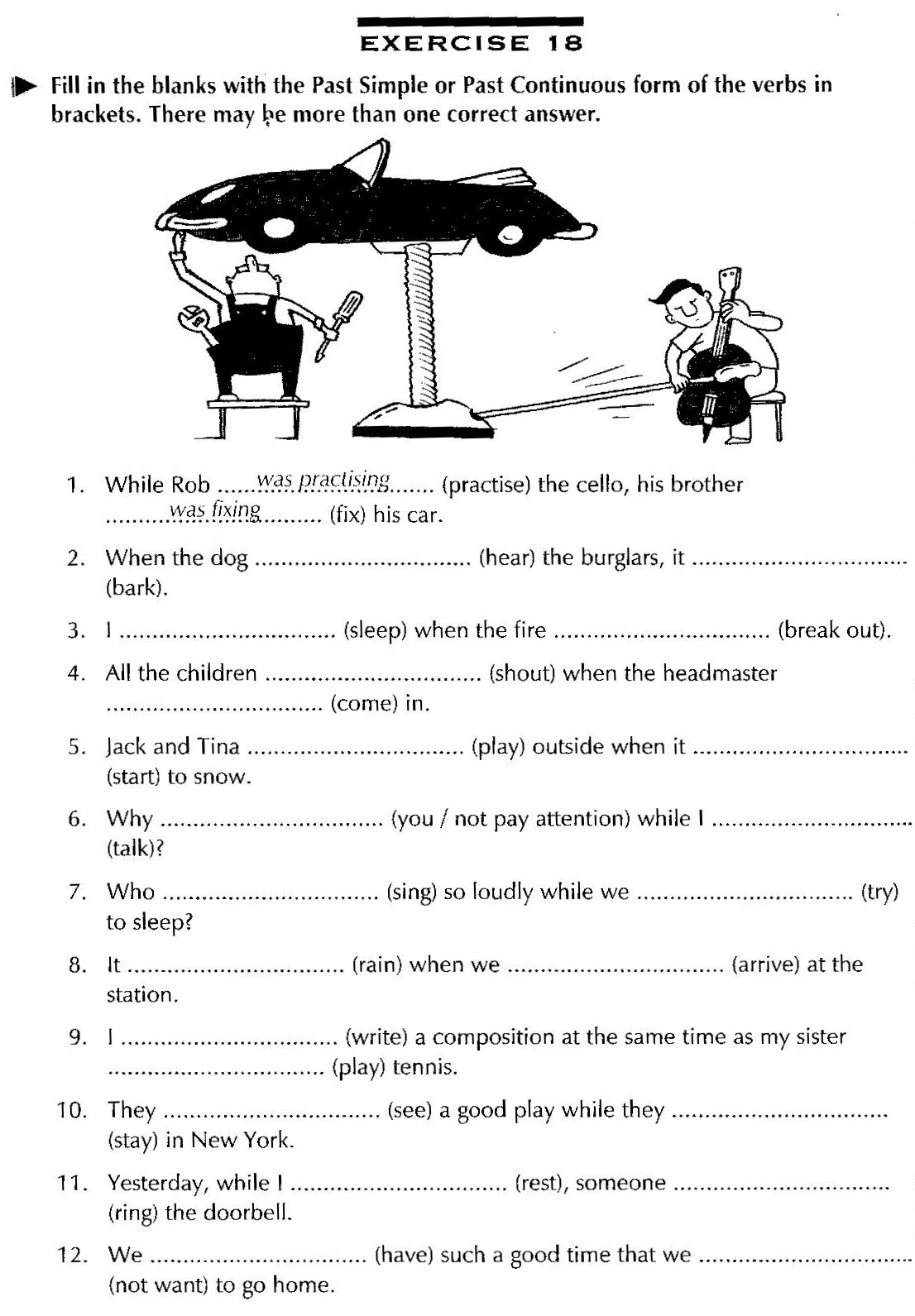 13 Best Images Of Parts Of Speech Articles Worksheet