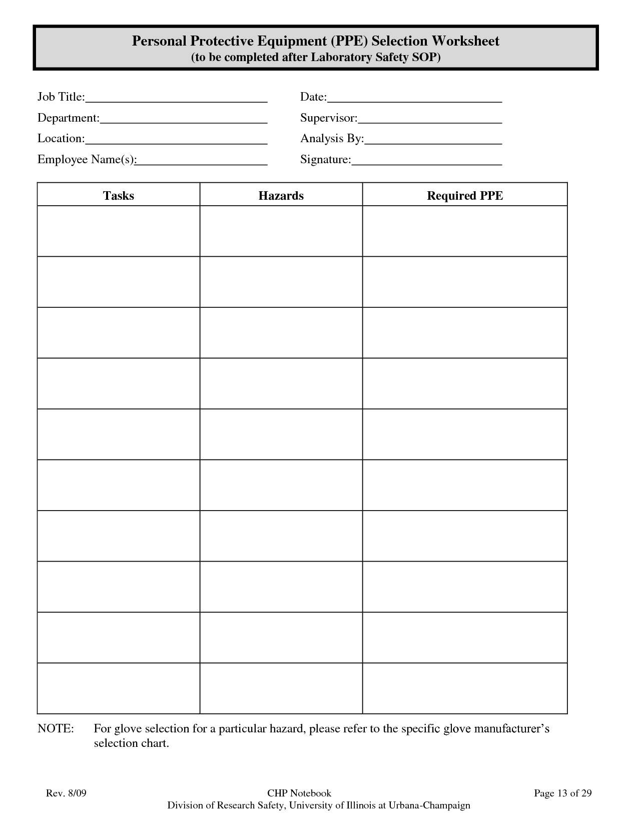 8 Best Images Of College Expenses Worksheet