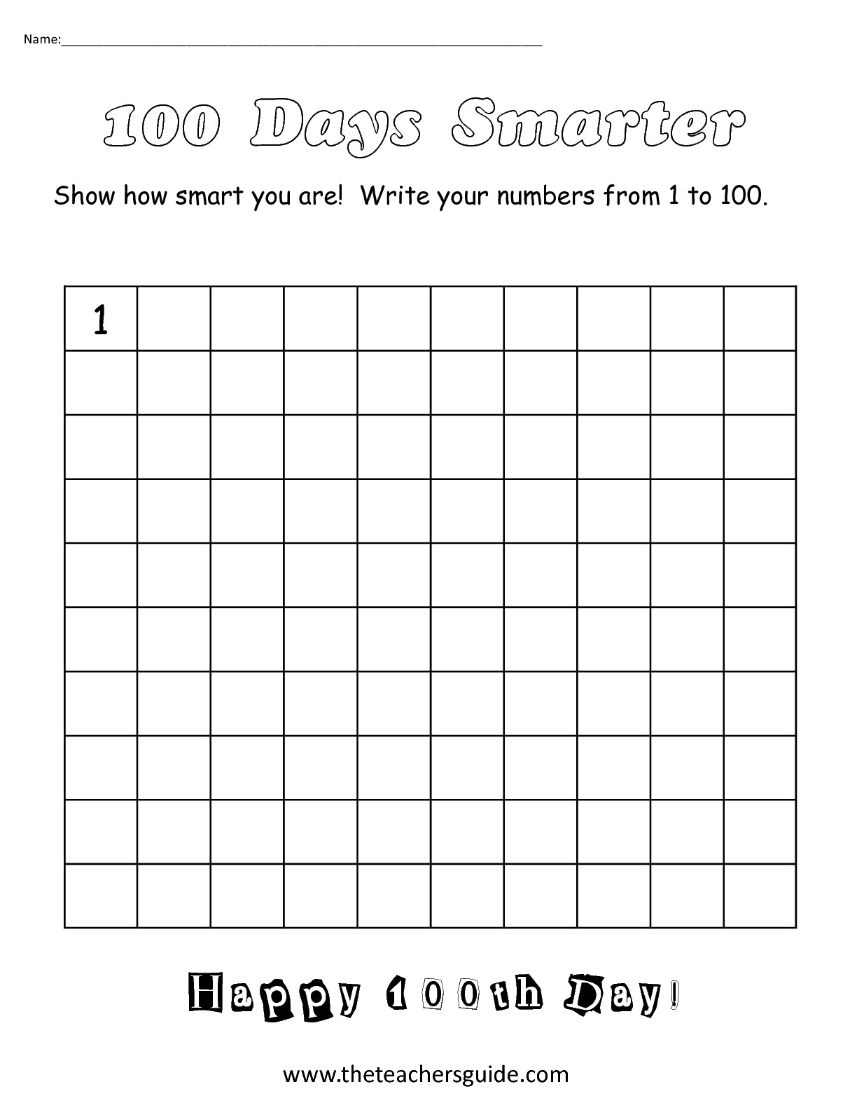 15 Best Images Of Middle School Spanish Worksheets Numbers