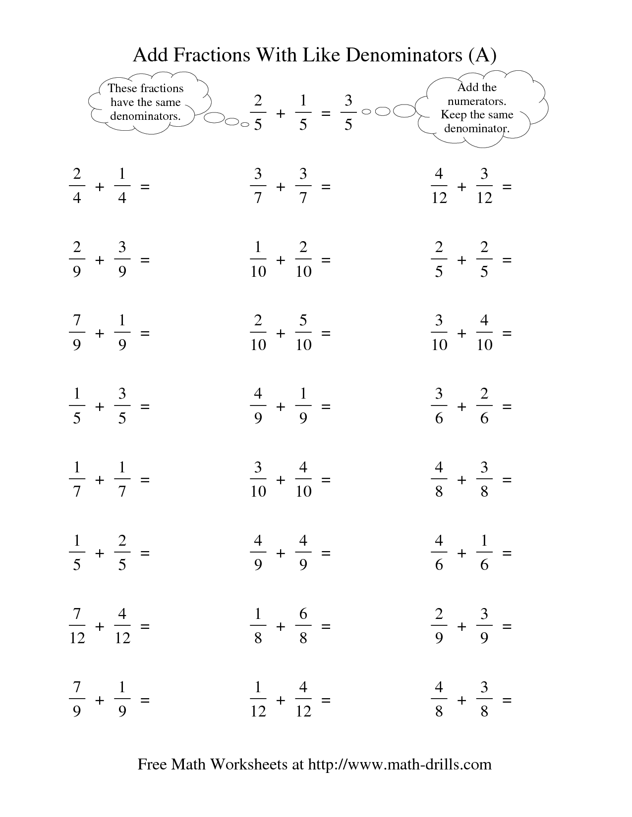 Adding Subtracting Negative Integers Worksheet