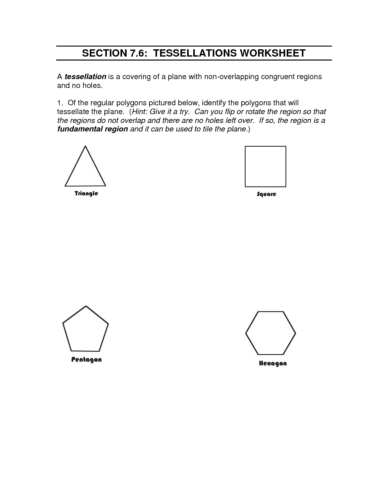 14 Best Images Of Repeating Pattern Worksheets