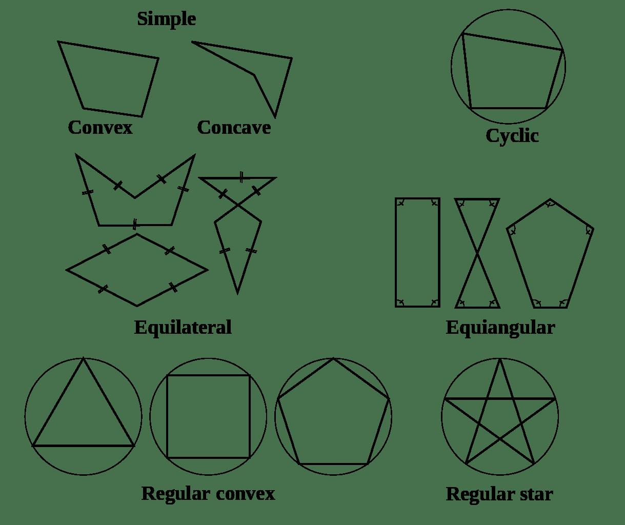 Identify Polygons Worksheet