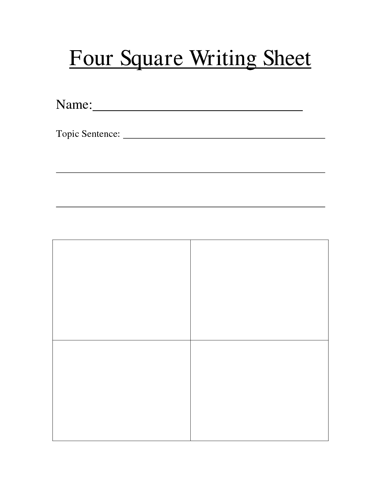 Wild Current Events Worksheet Printable