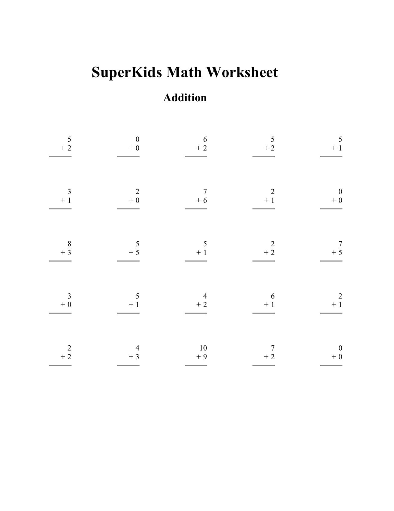 10 Best Images Of 5th Grade Subtraction Worksheets