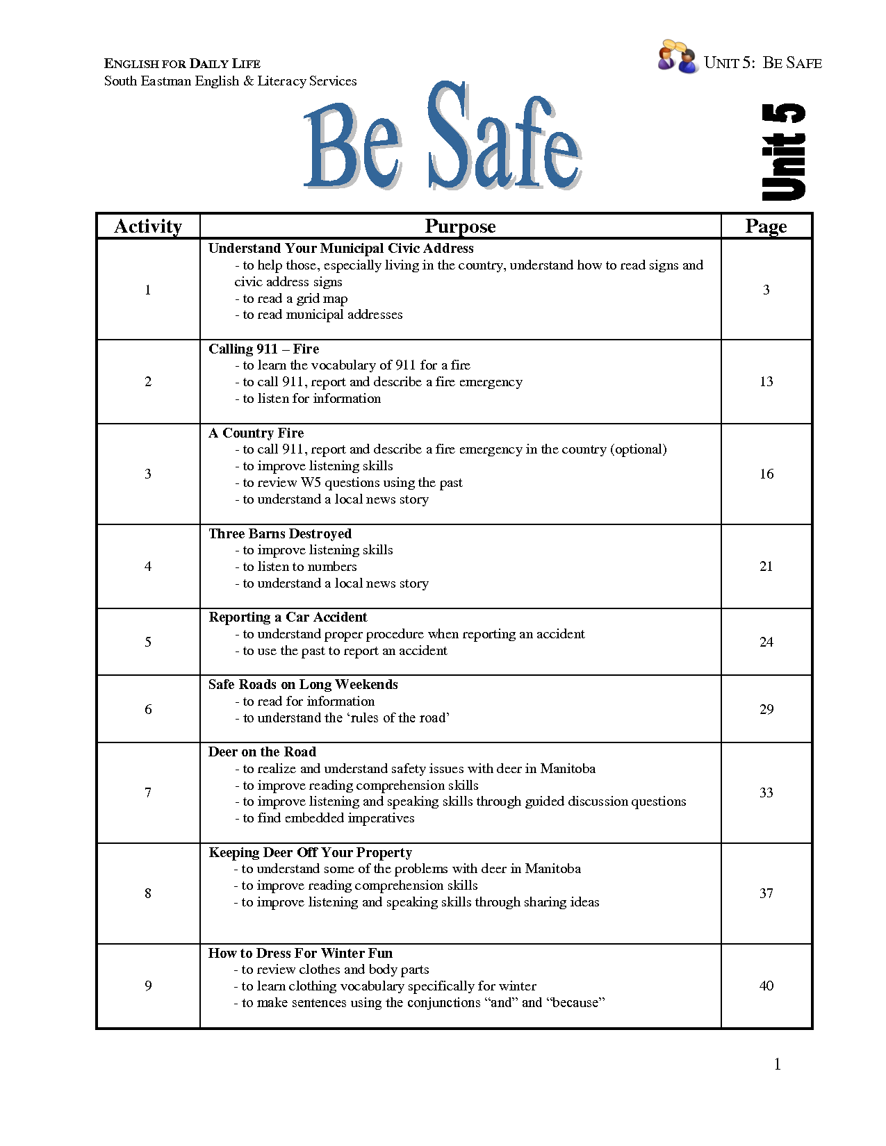 Computer Label Worksheet