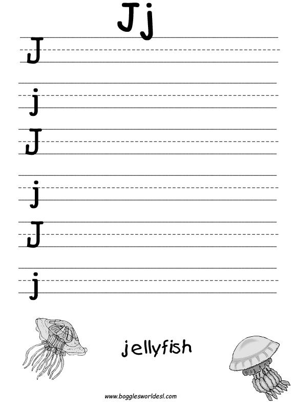 10 Best Images Of Preschool Esl Phonics Worksheets