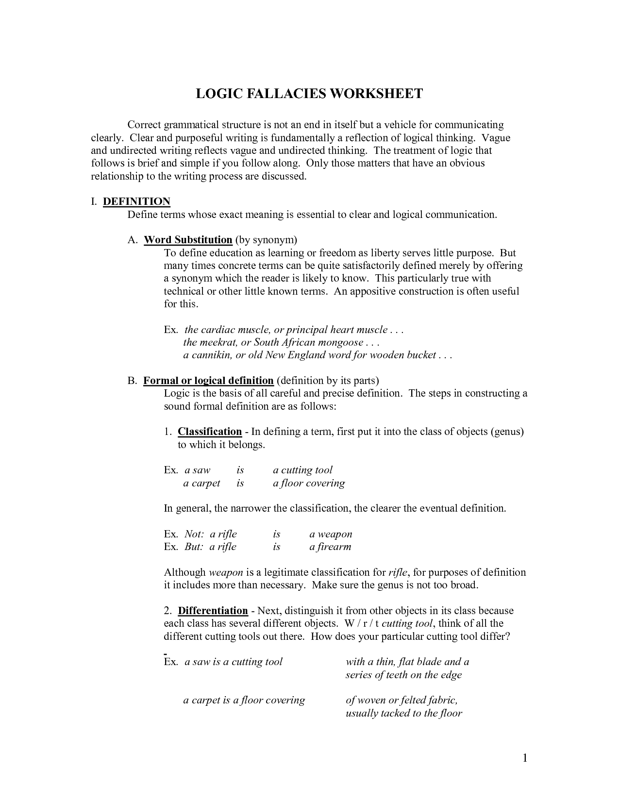 Other Worksheet Category Page 327