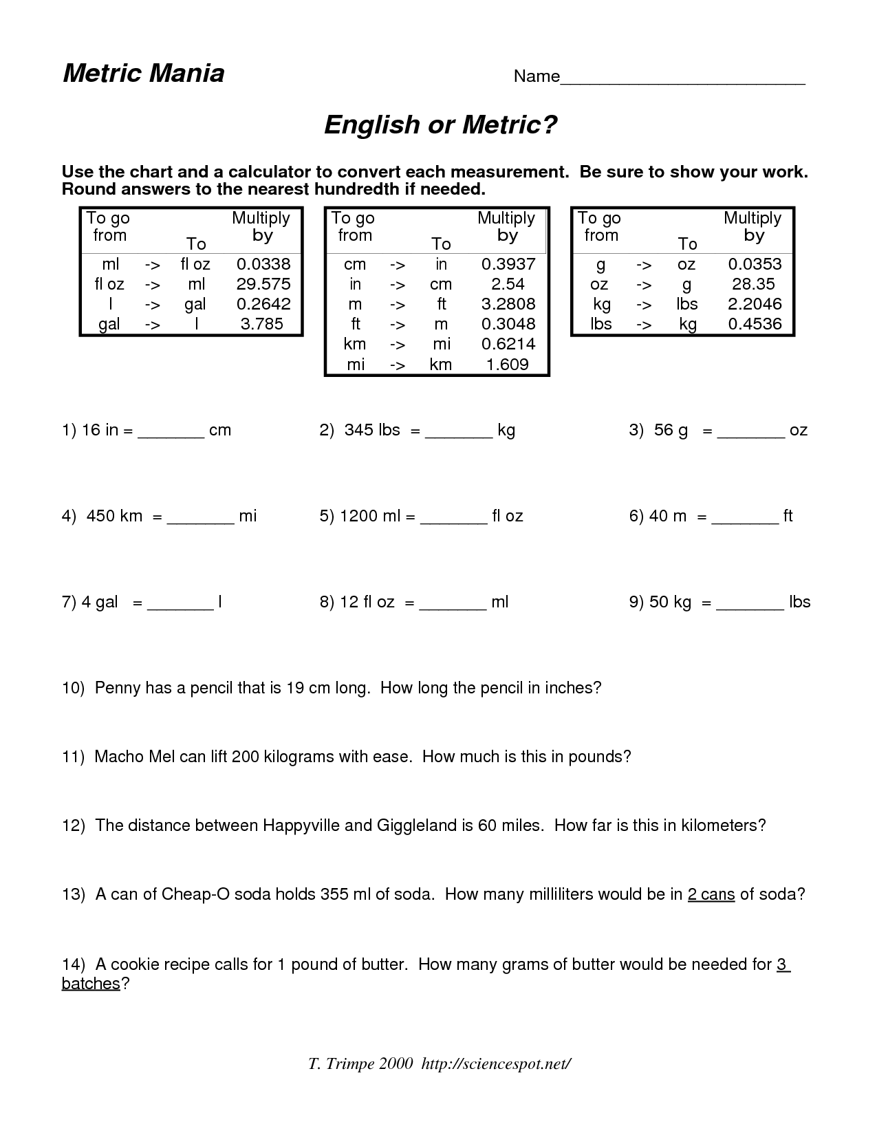 11 Best Images Of Calculator Activity Worksheets