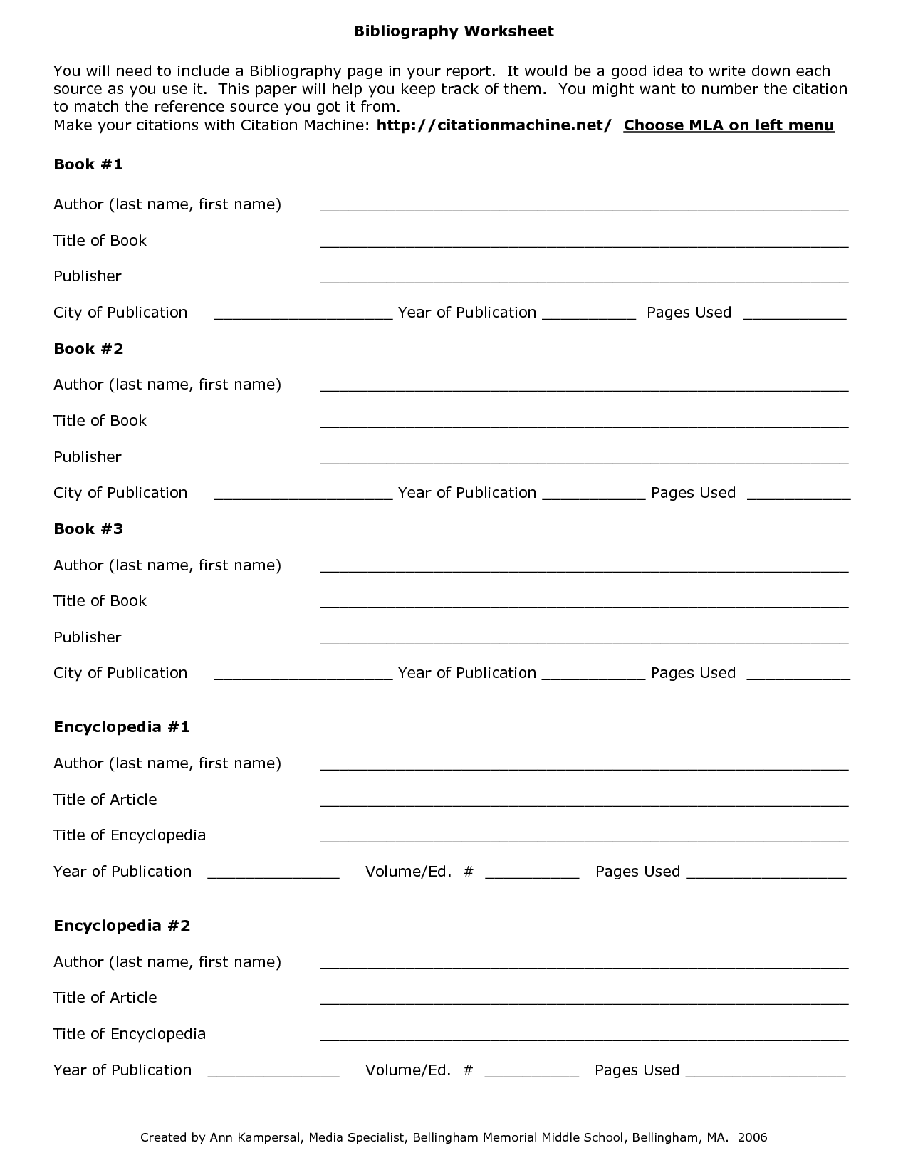 34 Annotation Worksheet Middle School