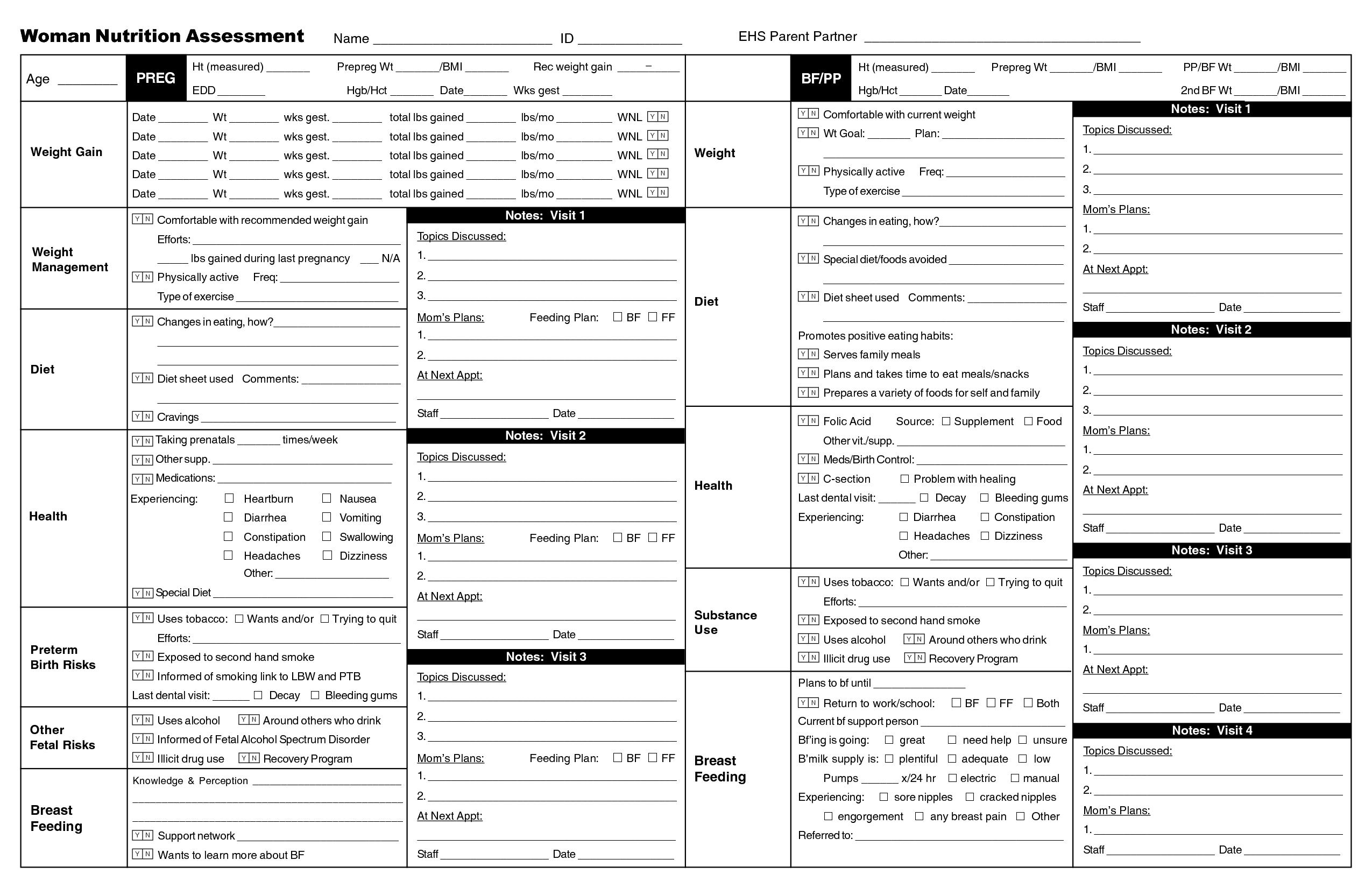 16 Best Images Of Exercise And Nutrition Worksheets