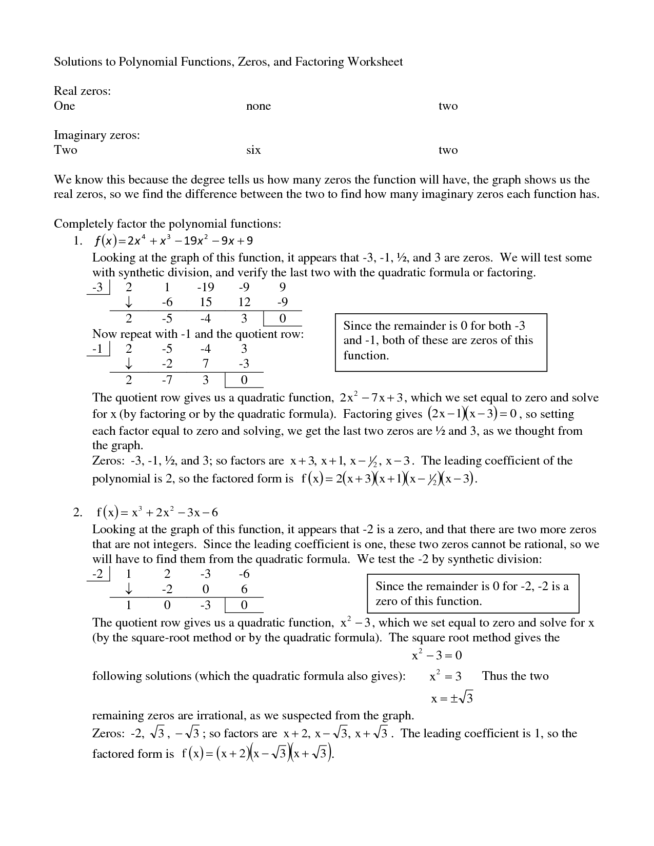 18 Best Images Of Dividing By A Monomial Worksheet