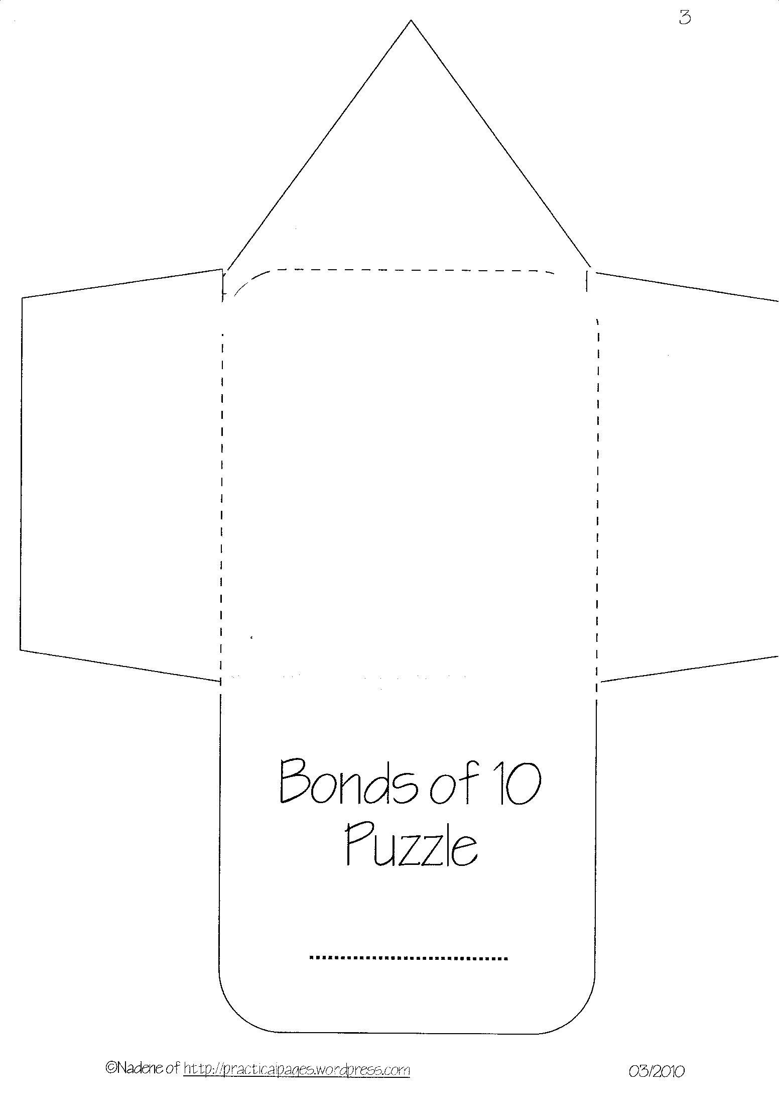 17 Best Images Of Tens Ones Number Bonds Worksheets