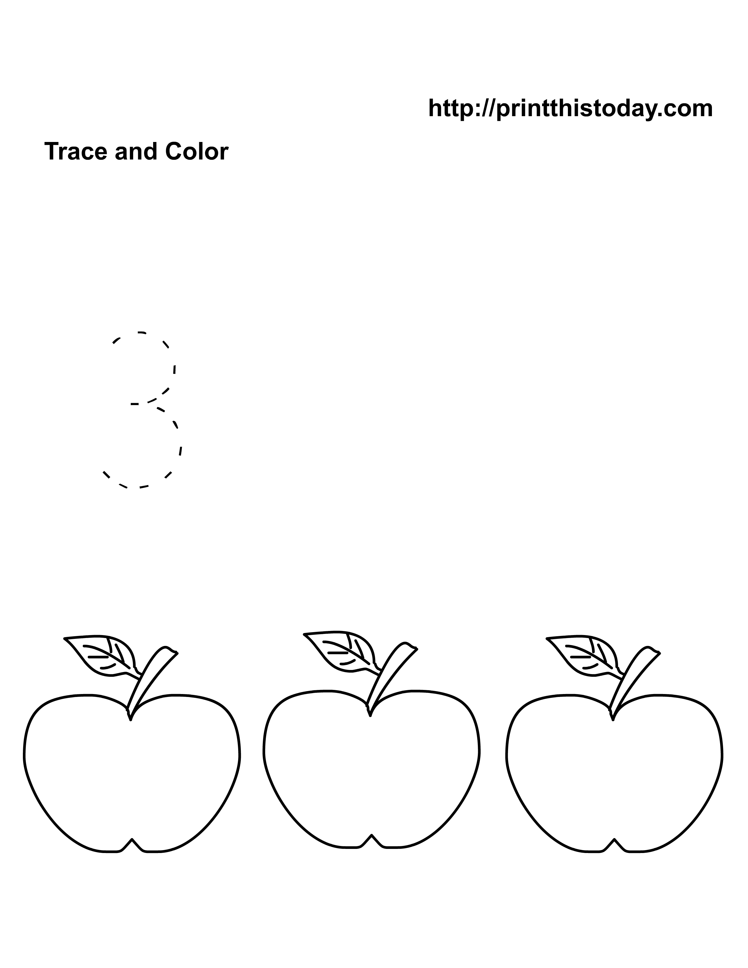 11 Best Images Of Learning Color By Number Worksheets