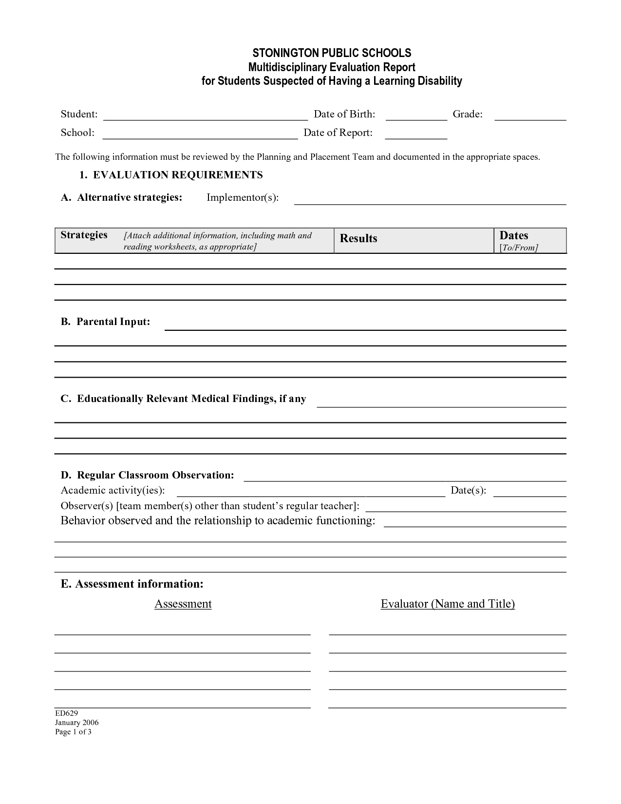 14 Best Images Of Appropriate Behavior Worksheets