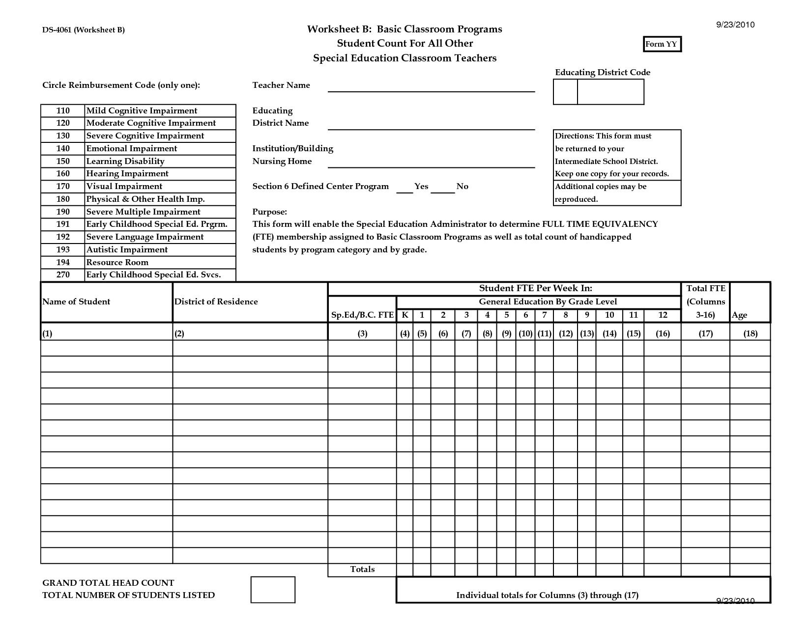17 Best Images Of Business Forms Worksheet