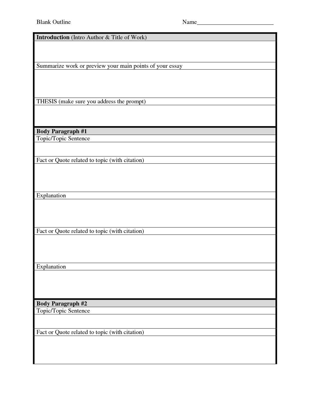 16 Best Images Of Fill The Blank Worksheets