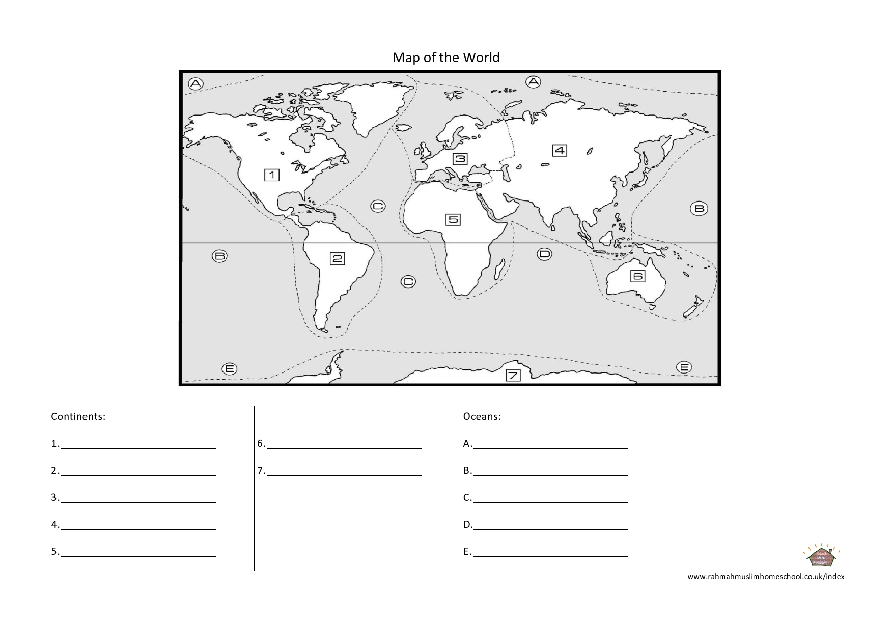 Other Worksheet Category Page 112