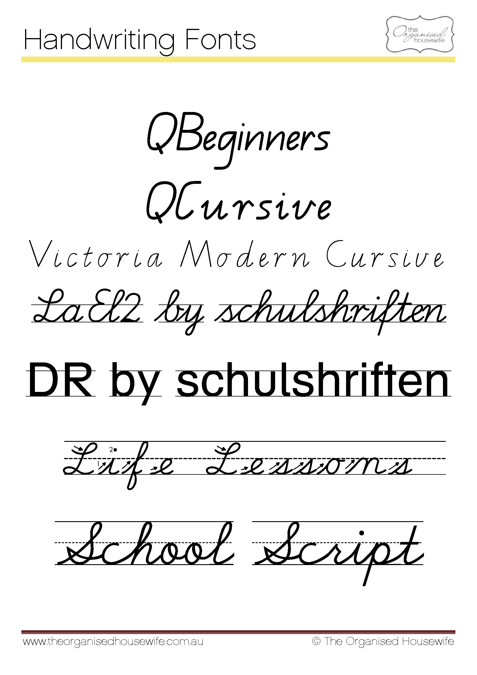 10 Best Images Of Zaner Bloser Handwriting Worksheets
