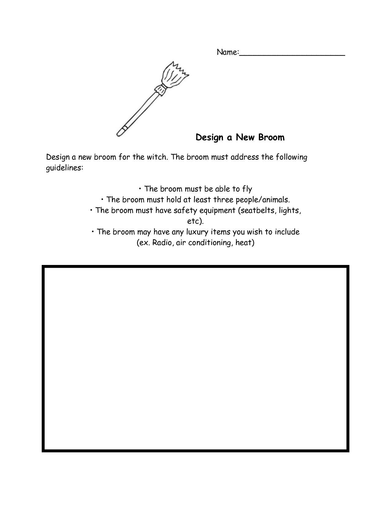 12 Best Images Of Design Room Worksheets