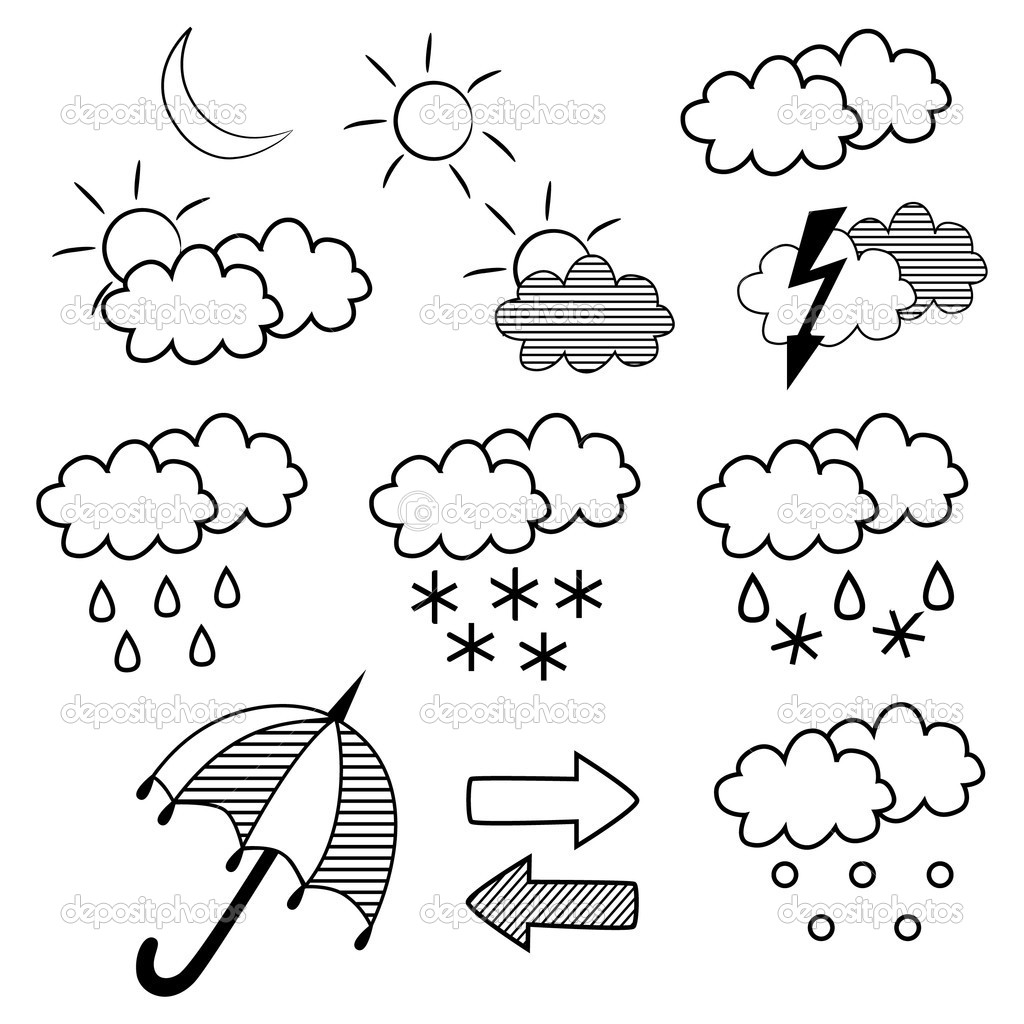 11 Best Images Of Weather Report Worksheet