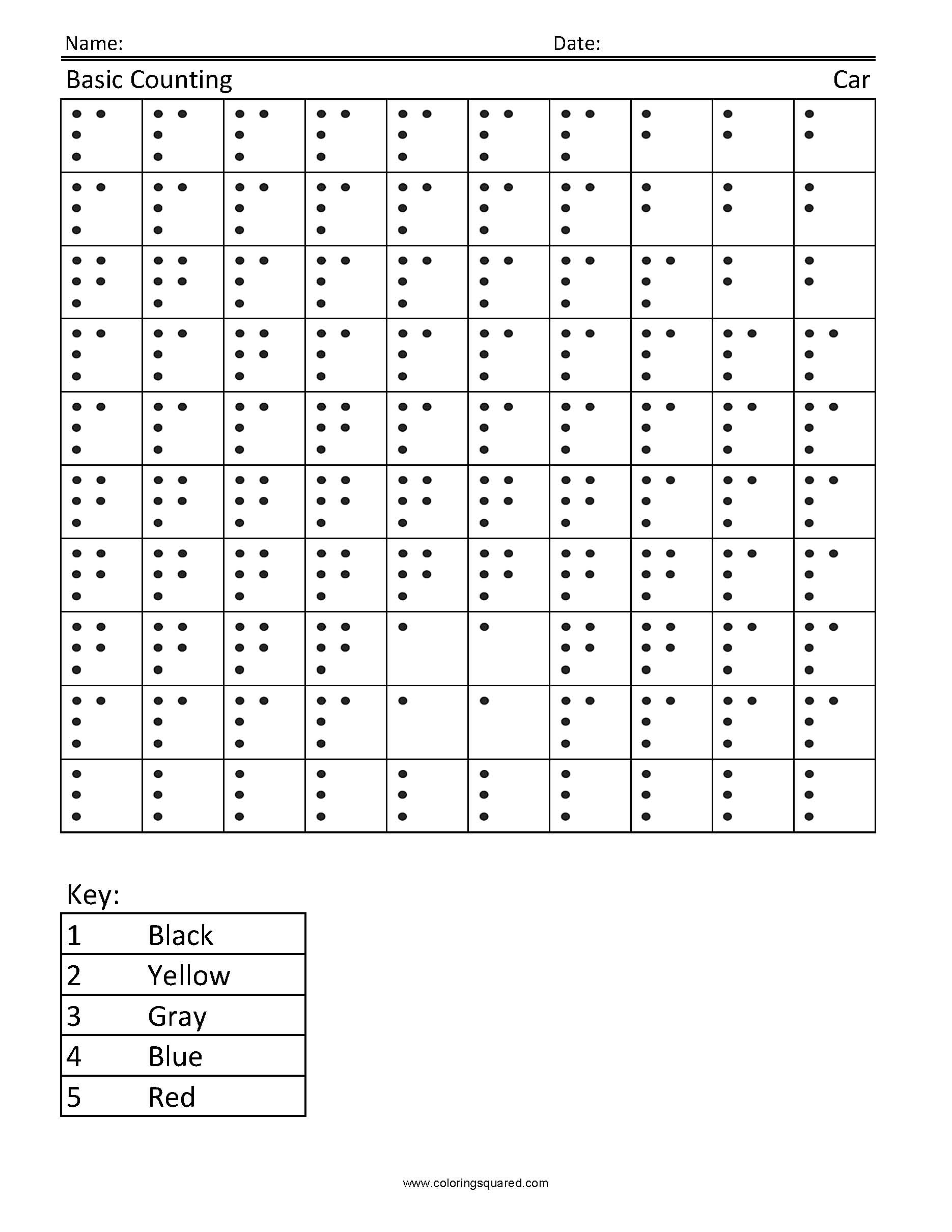 14 Best Images Of Thanksgiving Color By Number Subtraction Worksheets