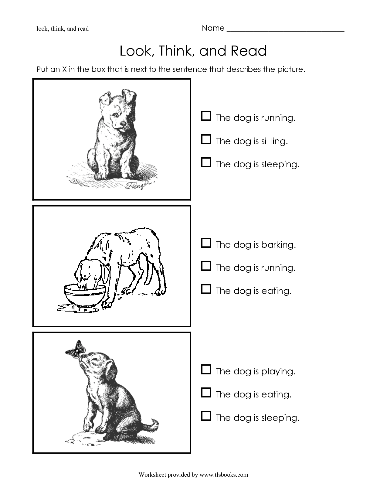 14 Best Images Of 4th Grade Reading Worksheets With