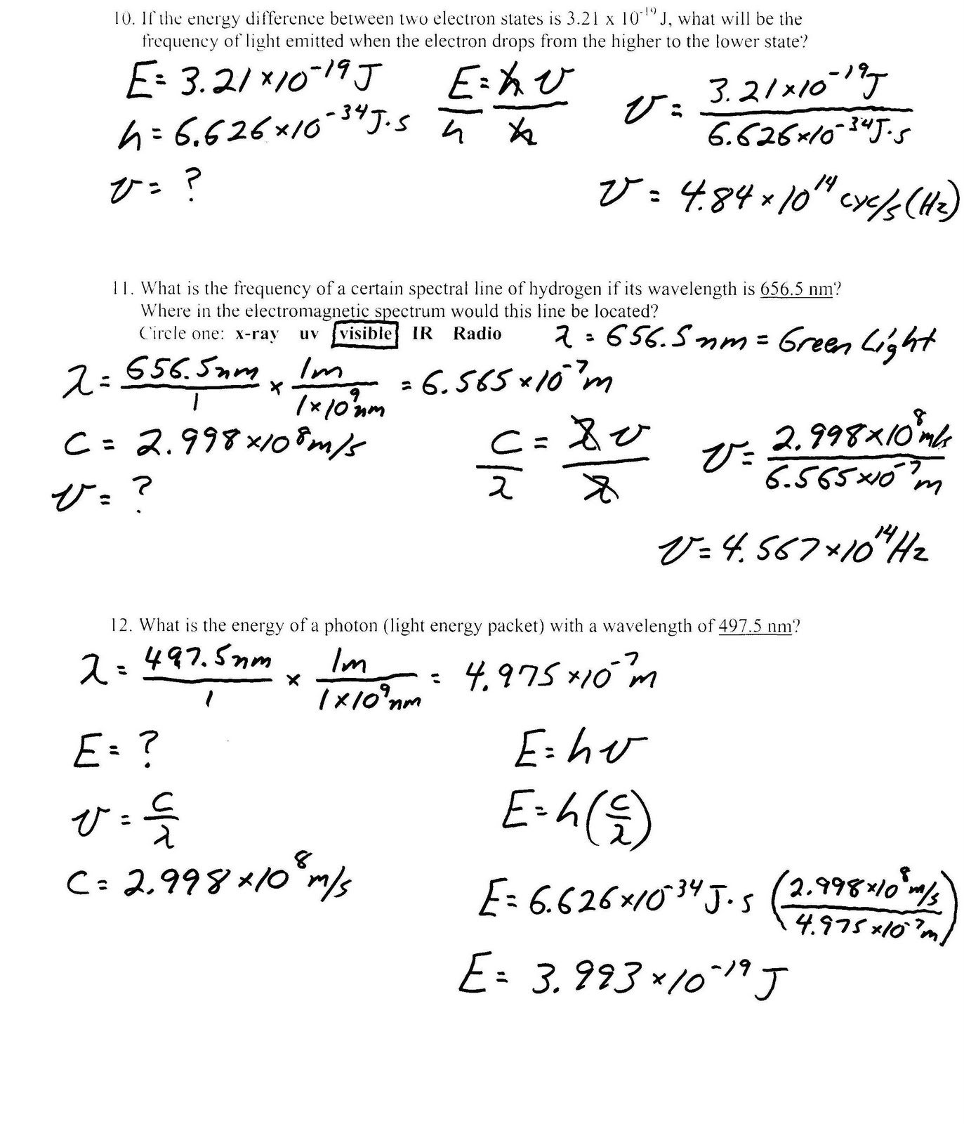 18 Best Images Of Basic Atomic Structure Worksheet Answer