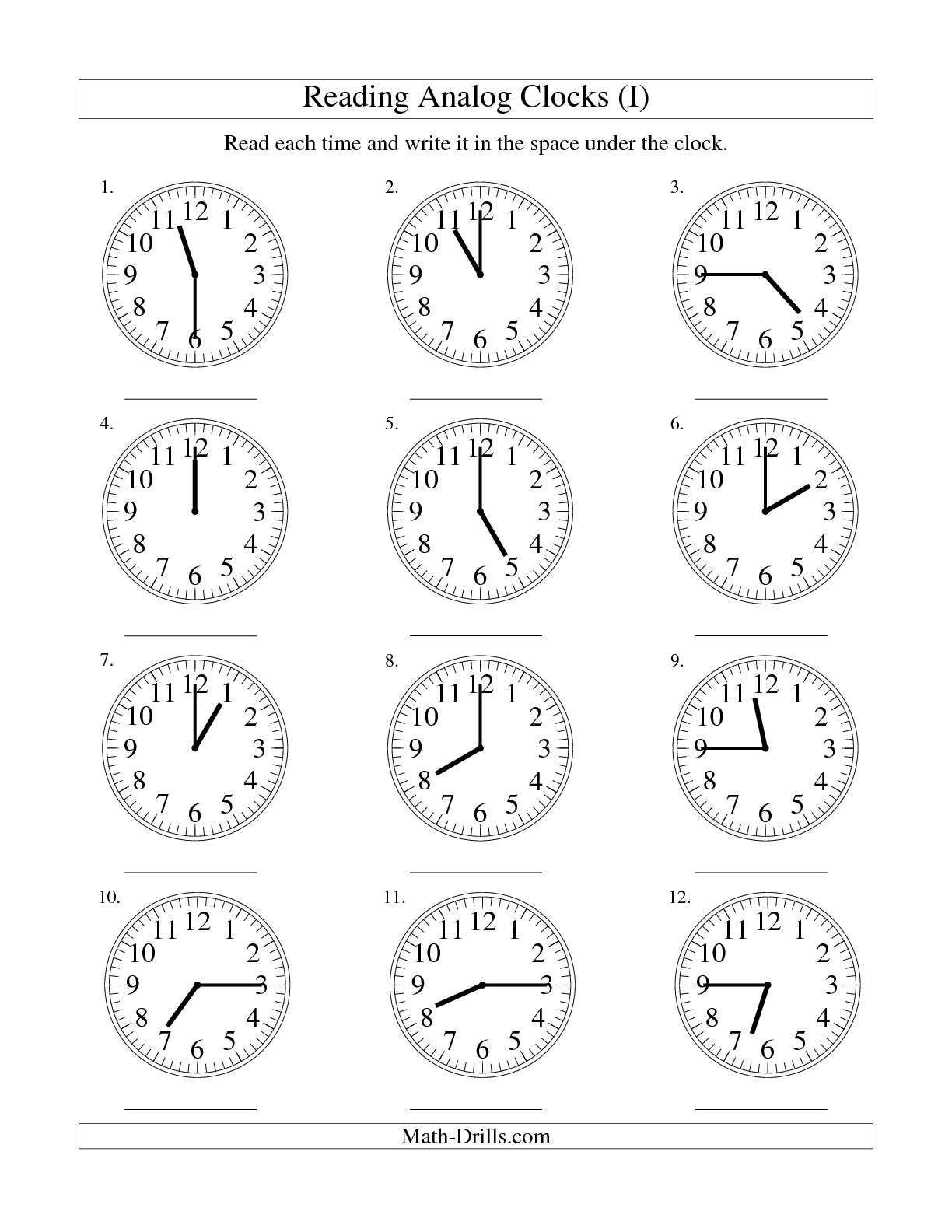 Time Intervals Worksheet Year 5