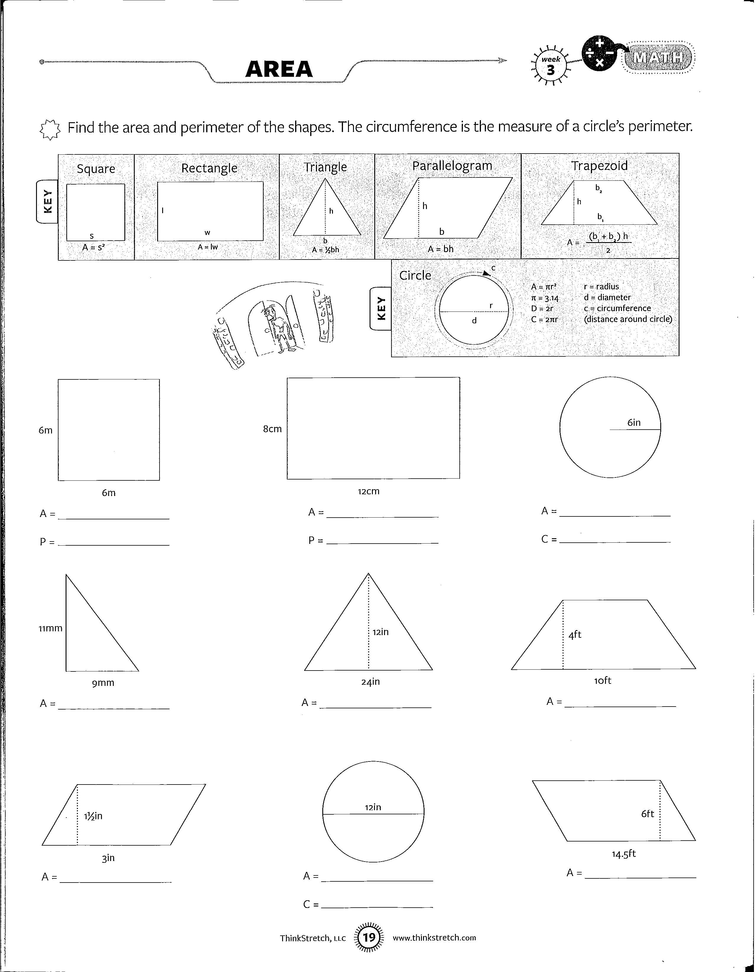 16 Best Images Of Summer Math Worksheets 5th Grade