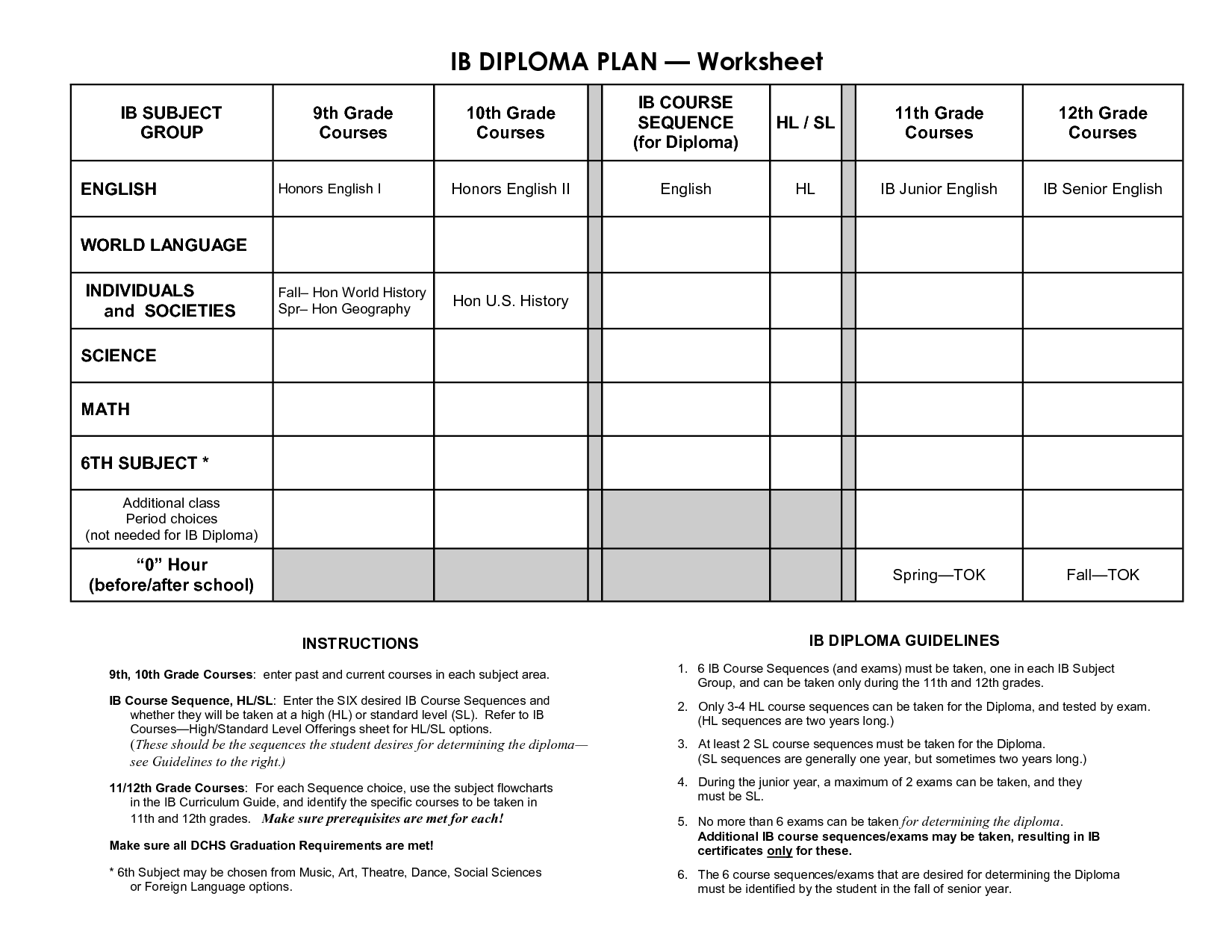 15 Best Images Of Education Worksheets High School