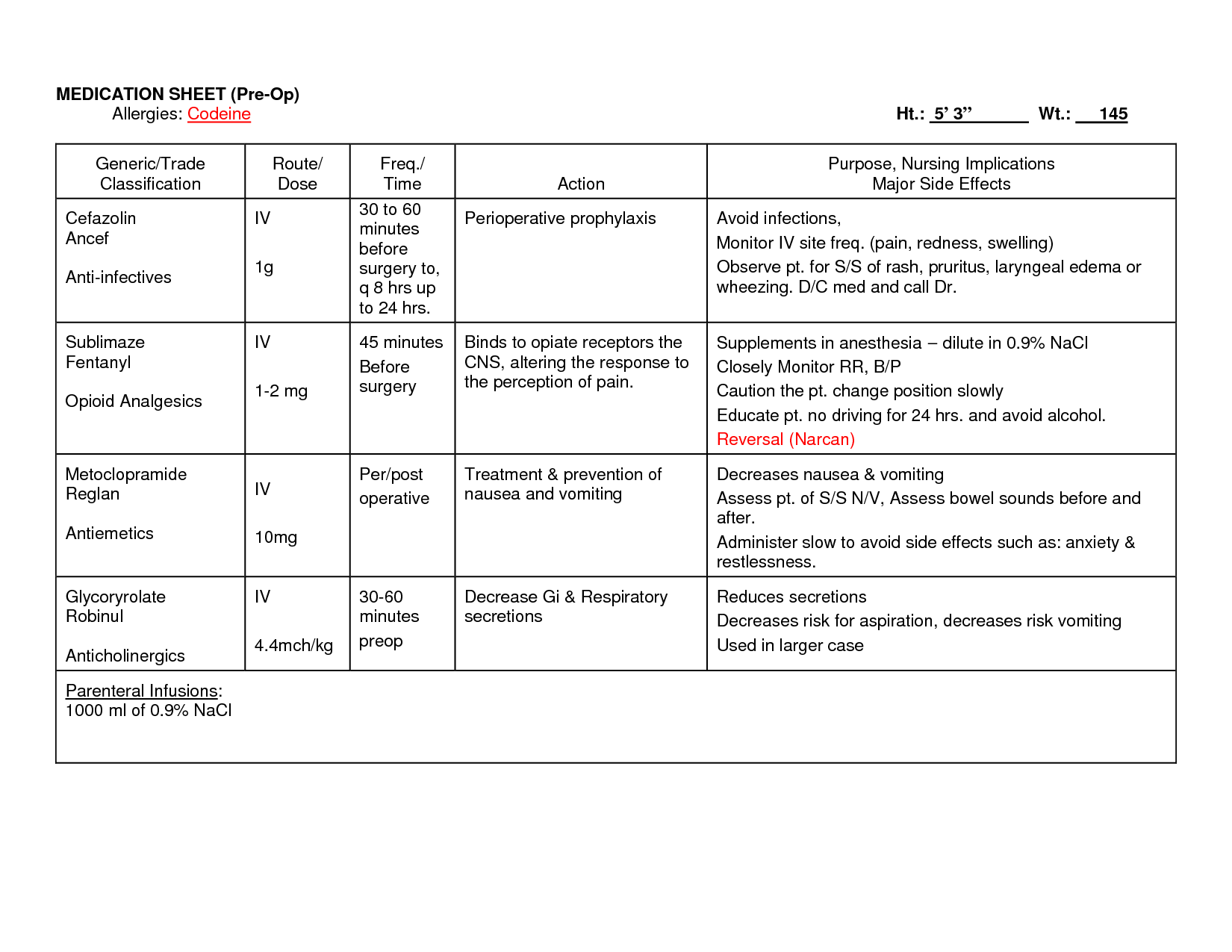 15 Best Images Of Medication Compliance Worksheet