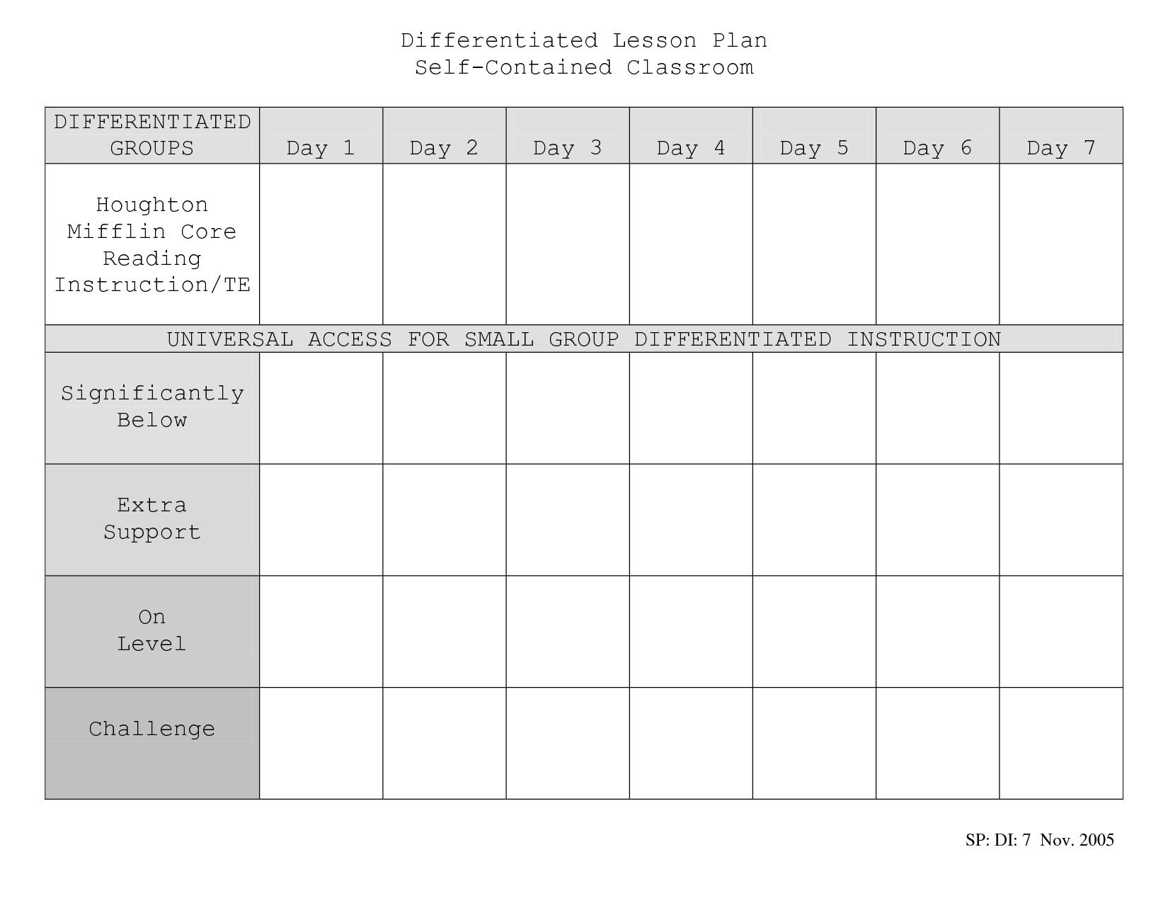 12 Best Images Of Weekly Meal Planning Worksheet