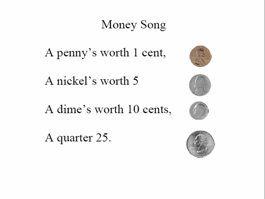 14 Best Images Of Counting Dimes Nickels And Pennies