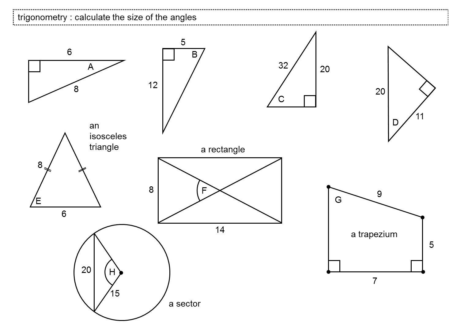 5 Best Images Of Worksheet Finding Angle Measures