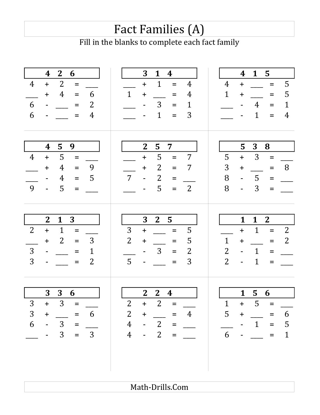 17 Best Images Of Worksheets Adding And Subtracting 10