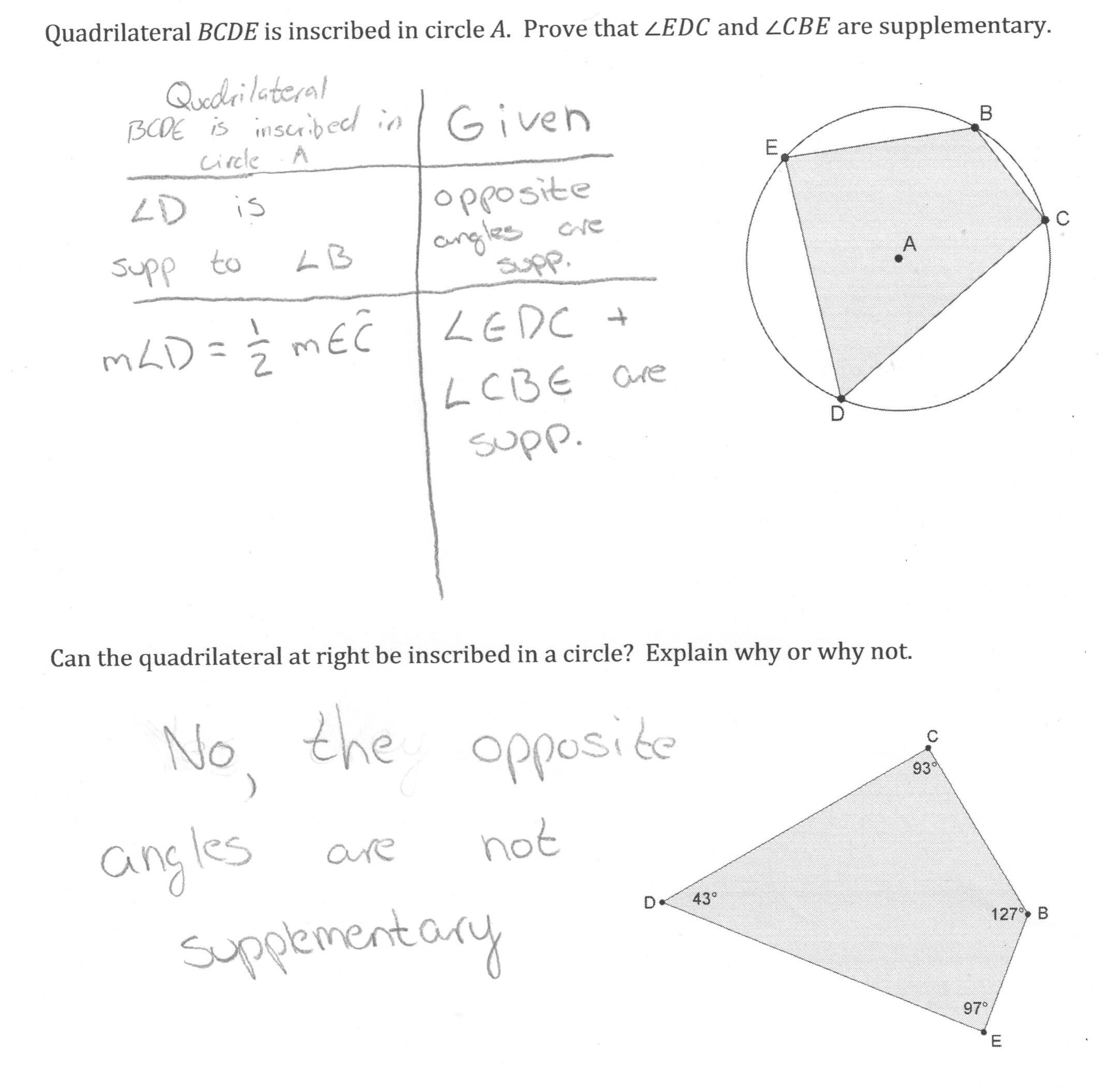 Inscribed Angles Worksheets Math Aids Com Pinterest Inscribed Best Free Printable Worksheets