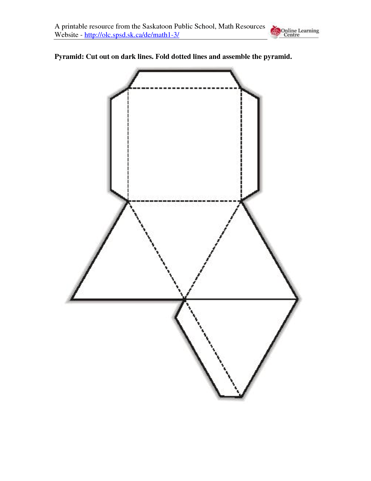 11 Best Images Of Worksheets 3d Shapes Cone Printable