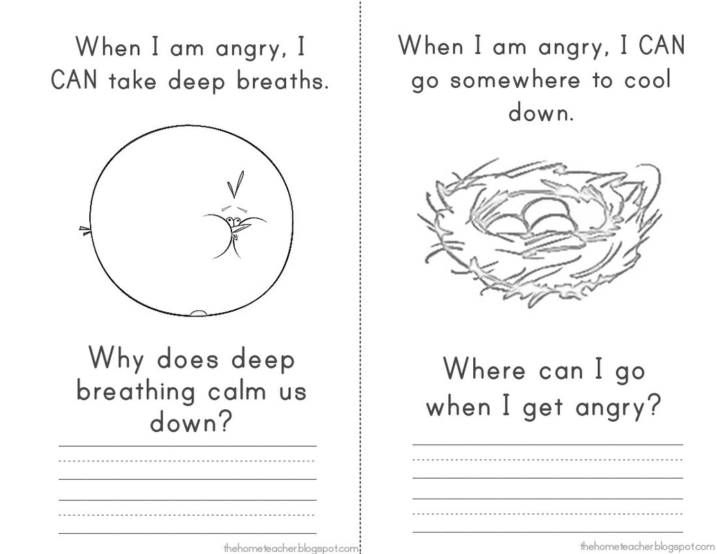 17 Best Images Of Coping Skills Activities Worksheets