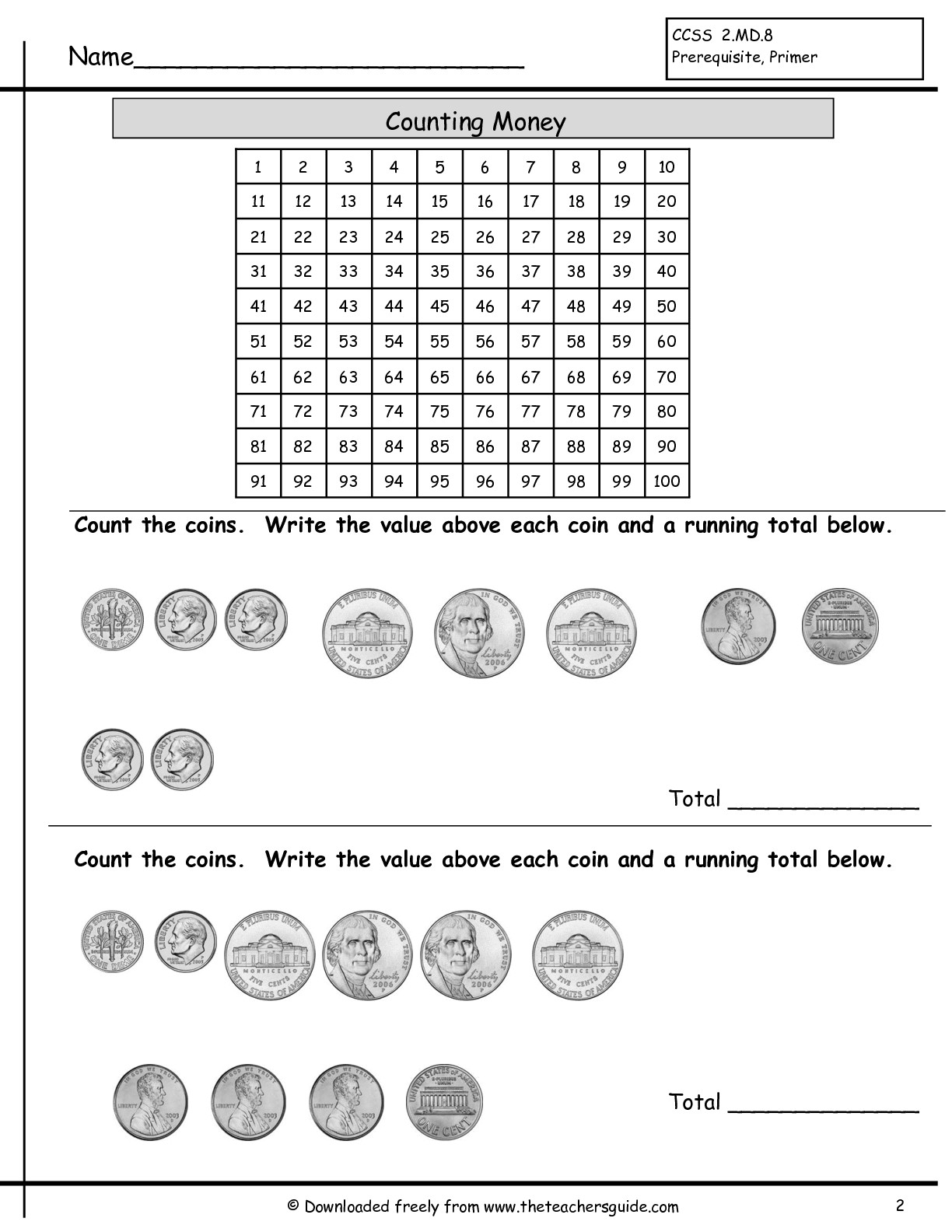 10 Best Images Of Super Teacher Worksheets Counting