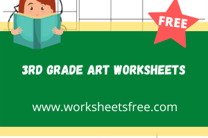 3rd grade art worksheets