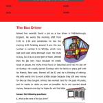 3rd grade reading comprehension worksheets pdf 1