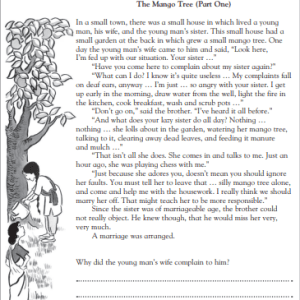 4th grade reading comprehension worksheets pdf 4