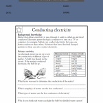 5th grade science worksheets with answer key5
