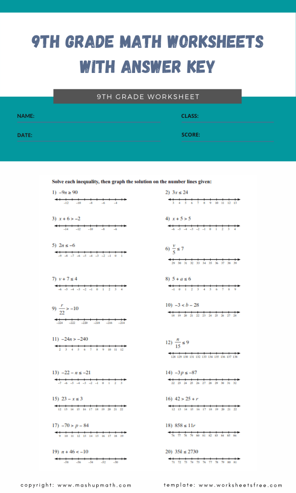9th-grade-math-worksheets-with-answer-key-3