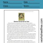9th grade reading comprehension worksheets 3